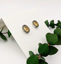 Load image into Gallery viewer, Citrine Earrings