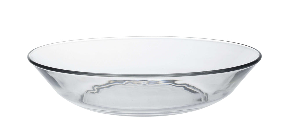 Duralex Made In France Lys 21cm Clear Calotte Plate