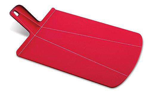 Joseph Joseph Chop2Pot Plus Chopping Board, Red