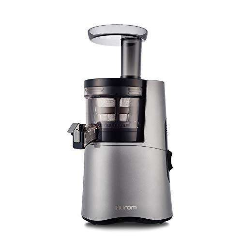 Hurom H-AA-LBD17 150-Watt Cold Press Juicer (Dark Grey)