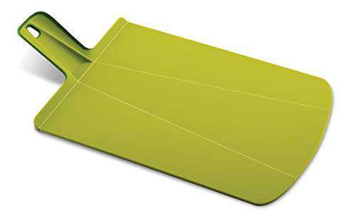 Joseph Joseph foldable plastic cutting Board 15 x 8.75-Inch Small, Green