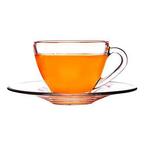Ocean Bright Beginning Cosmo Cup and Saucer Set, 6 pcs