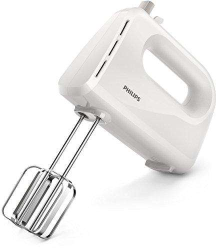 Philips HR3700/00 200-Watt Hand Mixer (White)
