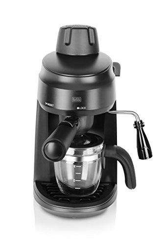 Black + Decker BXCM0401IN Espresso & Cappuccino Coffee Maker