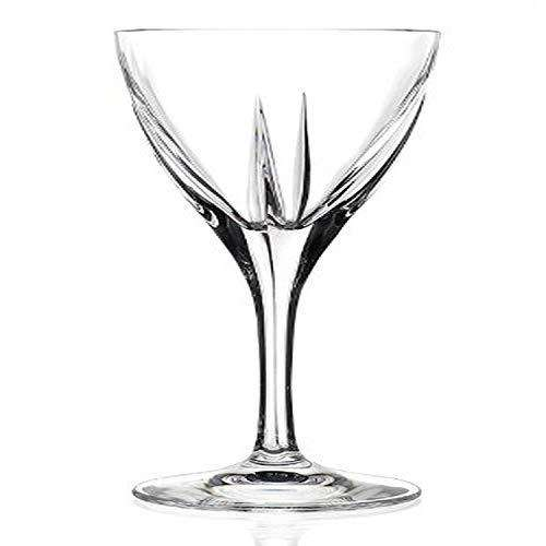 Lorenzo Rcr Crystal Fusion Collection Wine Glass, Set of 6