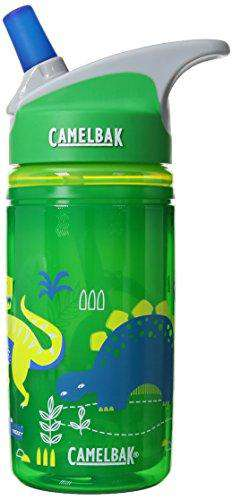 Eddy Kids Insulated Green Dinos 0.4 Litre (Green)