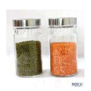 Chic Jar Set, 700ml, Set of 2