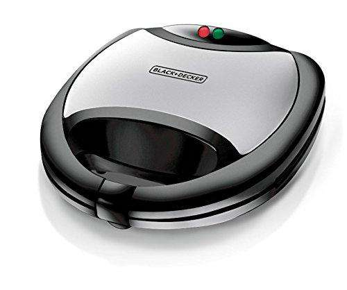 Black & Decker TS2080 750-Watt 2-Slice Multiplates Sandwich Maker