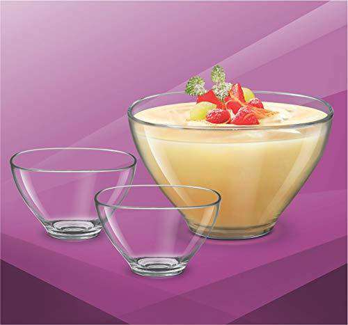 Treo-Pudding Set Esquire 7Pcs
