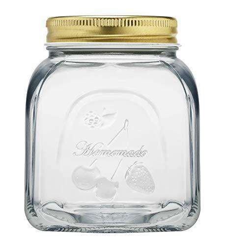 Pasabache Homemade Jar, 300ml, Transparent