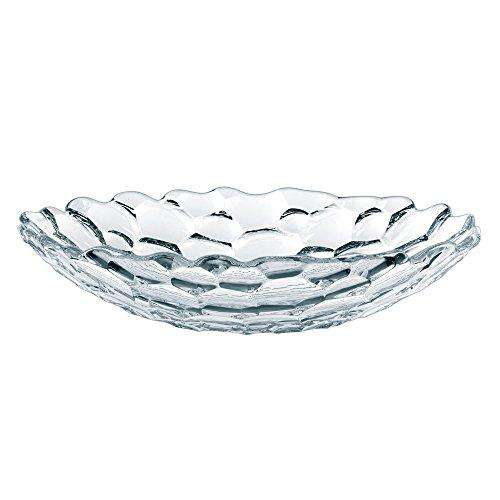Nachtmann Sphere Bowl Set, 25cm, Set of 2, Transparent