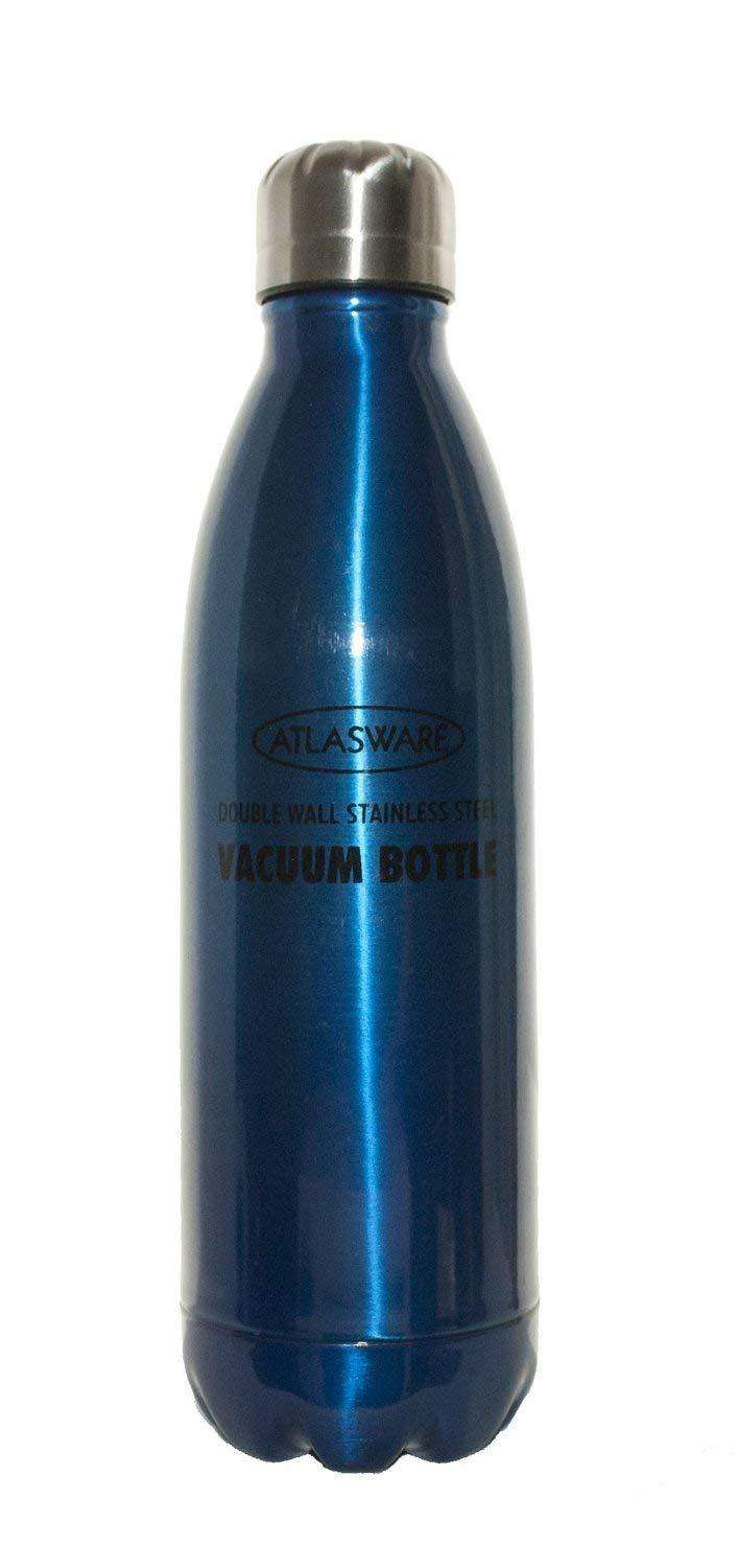 Atlas Hot and Cold Vacuum Bottle Stainless Steel