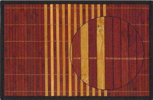 Freelance Bamboo 6 Piece Table Mat Set - Bamboo (GM2403D1)