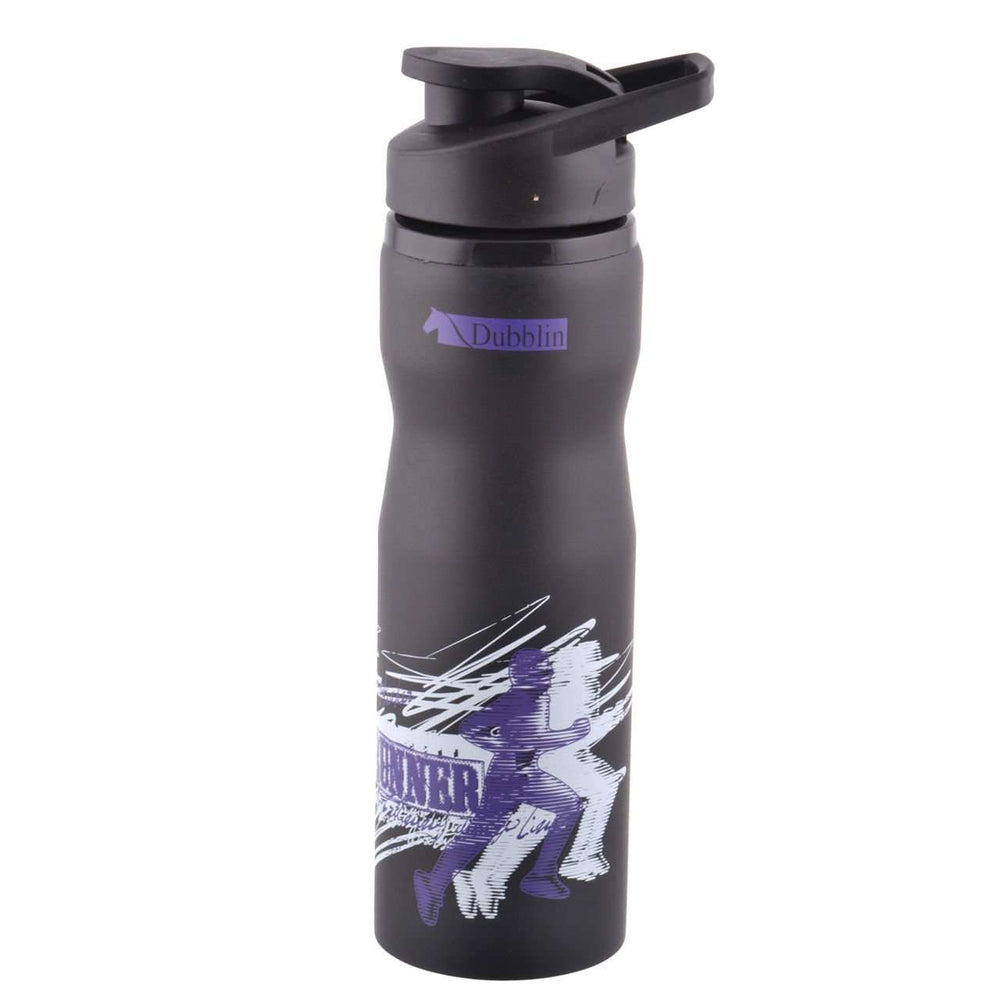 Adventure Dubblin Duro Stainless Steel Designer New Generation Cold Bottle 750 ML (Purple)