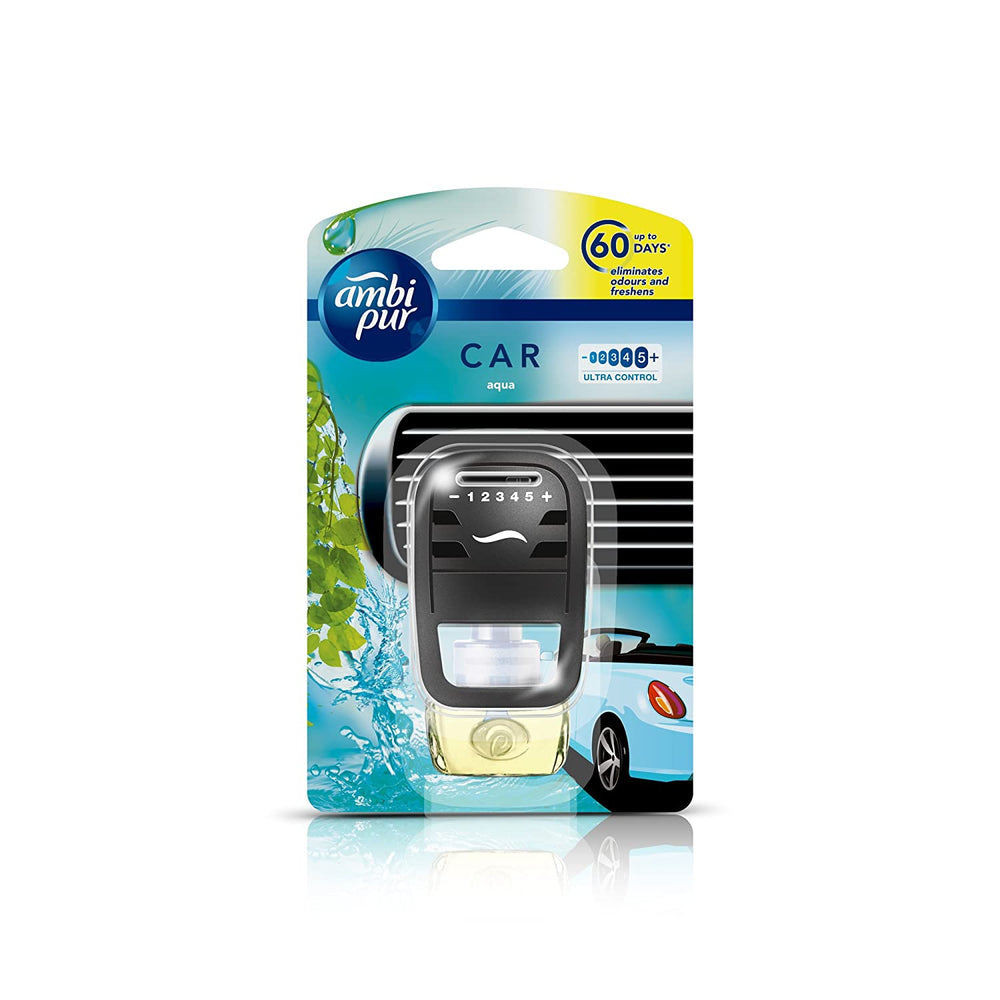 Ambi Pure Car Vent Air Freshener Starter Kit