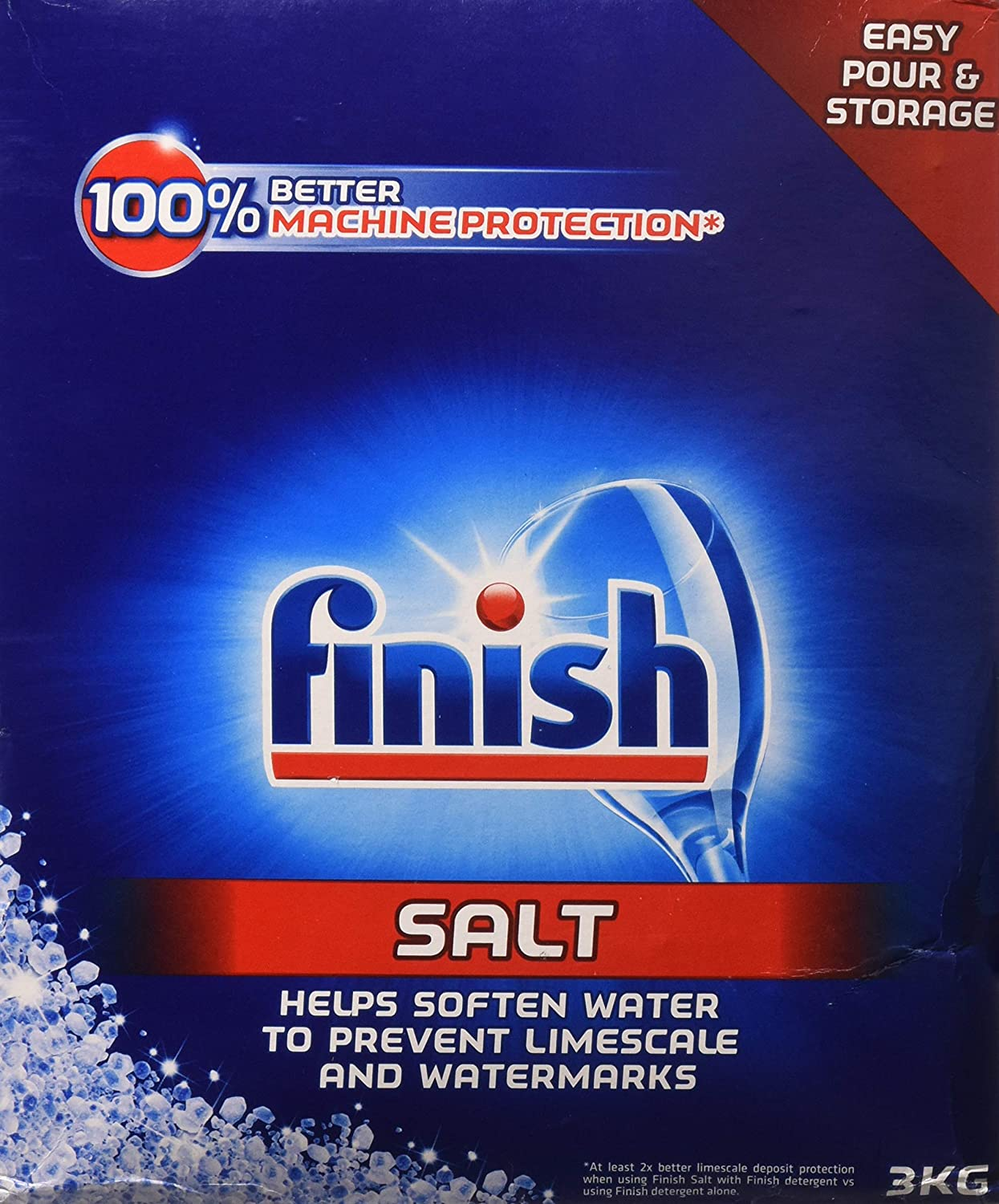 Finish Dishwashing Performance Salt 3kg