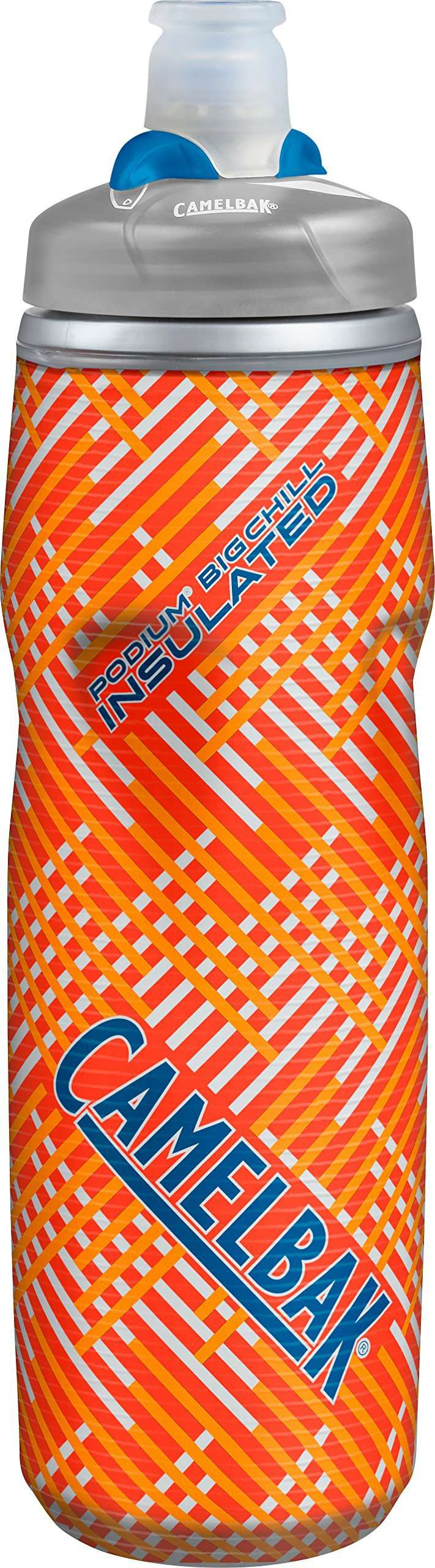 CamelBak 00842 Podium Big Chill 25 Oz Poppy 0.75 Litre (Orange)