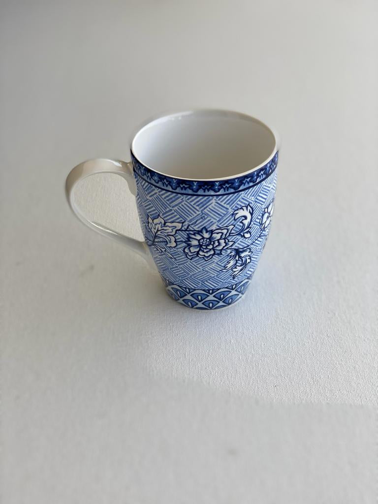 Coffee/Tea Mug | Blue Dinasty Pattern 250 ml