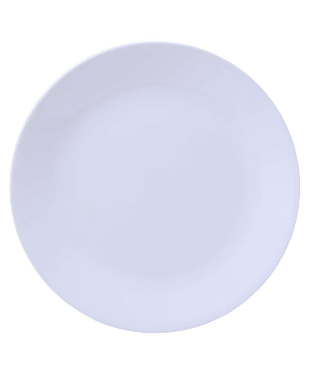 Corelle-Dinner Plate Winter Frost White 11