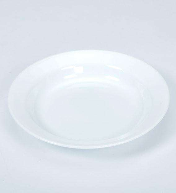 Corelle-Soup Plate Winter Frost White 21Cms