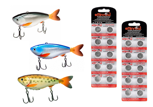 FatBobba - Revolutionary Crankbait Lure - Pro Set