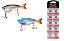 Load image into Gallery viewer, FatBobba - Revolutionary Crankbait Lure - Starter Set