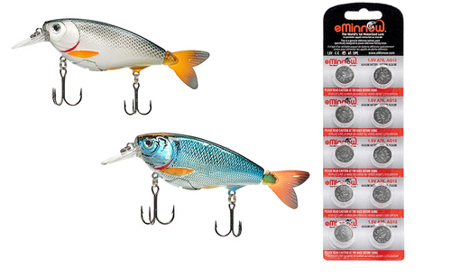WildJax - Lipped Diving Lure - Starter Set