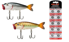 Load image into Gallery viewer, BassKisser - Ultra Effective Top Water Lure - Starter Set
