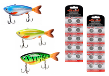 Load image into Gallery viewer, FatBobba - Revolutionary Crankbait Lure - Pro Set
