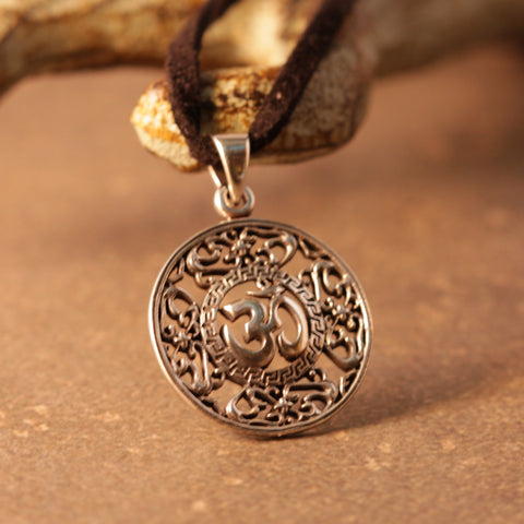 Om Tibet Necklace