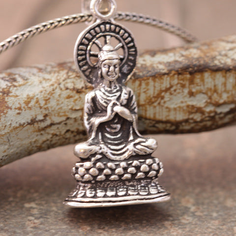 Buddha Awakening Necklace