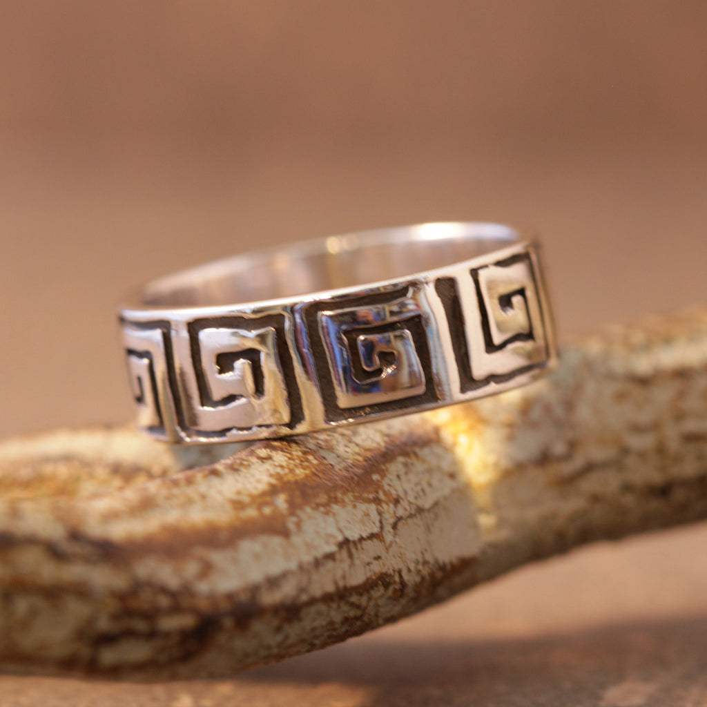 Life Is A Maze Ring