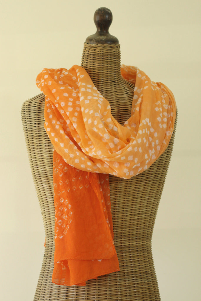 Dreams Of Nectarines Scarf