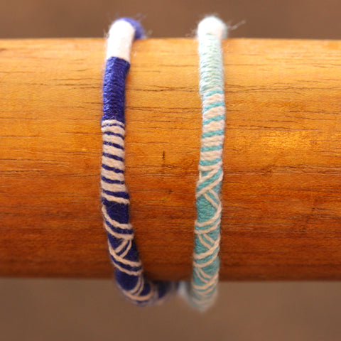 Eternity Bracelet Set - Oceanic