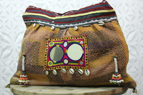 India Wanderer Shoulder Bag
