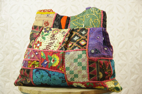 Rajasthani Shoulder Bag - Daisy