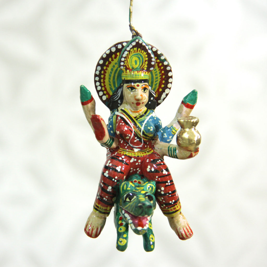 Ganga Flying Deity