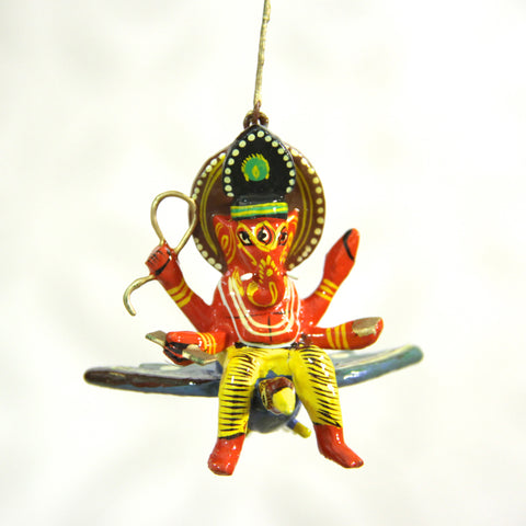 Ganesh Mini Flying Deity