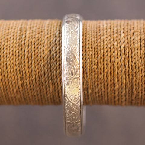 Padma Metal Bangle