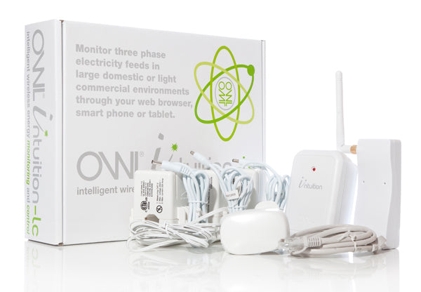 OWL Intuition-LC Energy Monitoring System