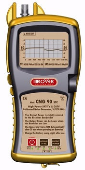 Rover CNG90 Modulated Noise Generator 4-2150MHz