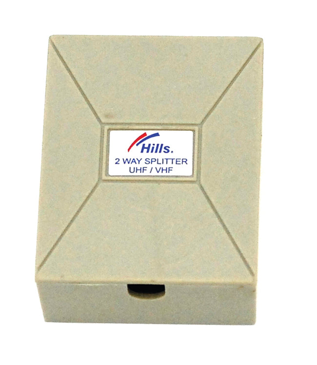 Hills BC3620DP 2-Way Saddle Type Splitter - Display Pack