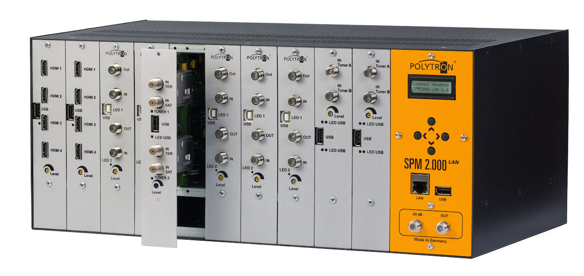 Polytron SPM2000 Telecontroller Base Unit
