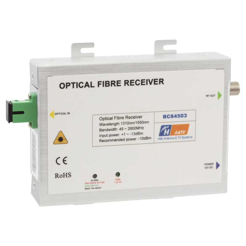 Hills BC84503 Optical Fibre Receiver