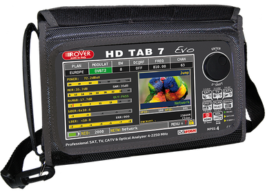 Rover Tab 7 Evo with Optical Output