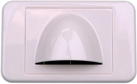 Hills BC81335 Bull Nose Wall Plate