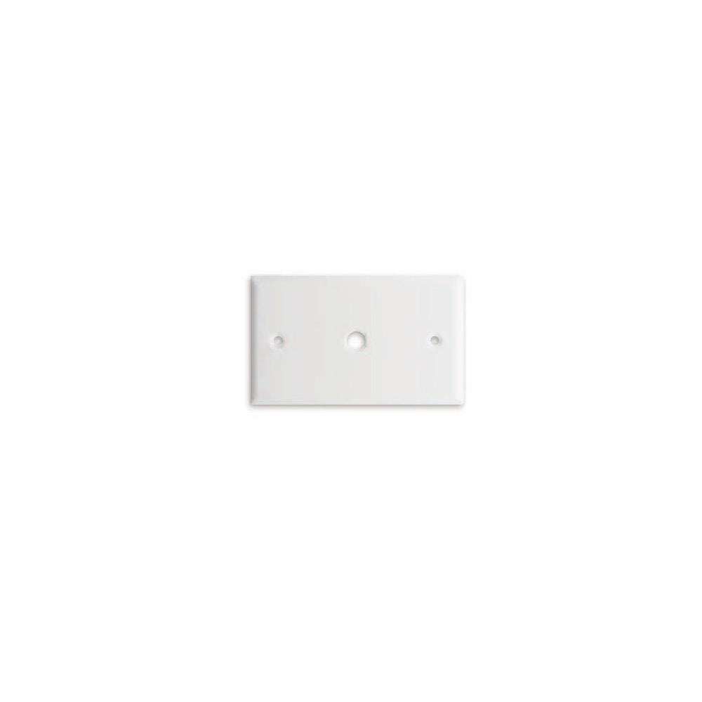 Hills BC81257 Blank Wall Plate Outlet