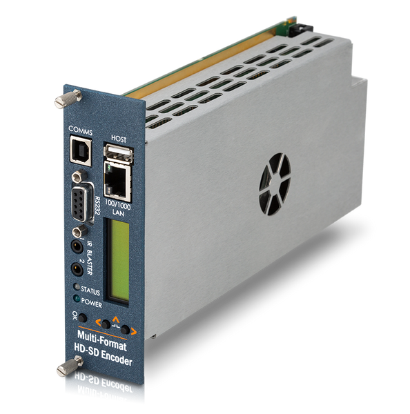 MediaStar 778-S-SD Encoder with SD Output