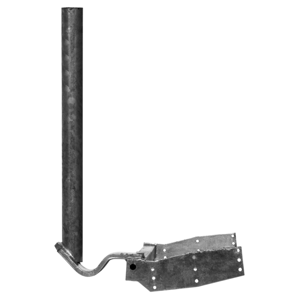Hills FB607229A HD Cyclone 600mm Gutter Mount
