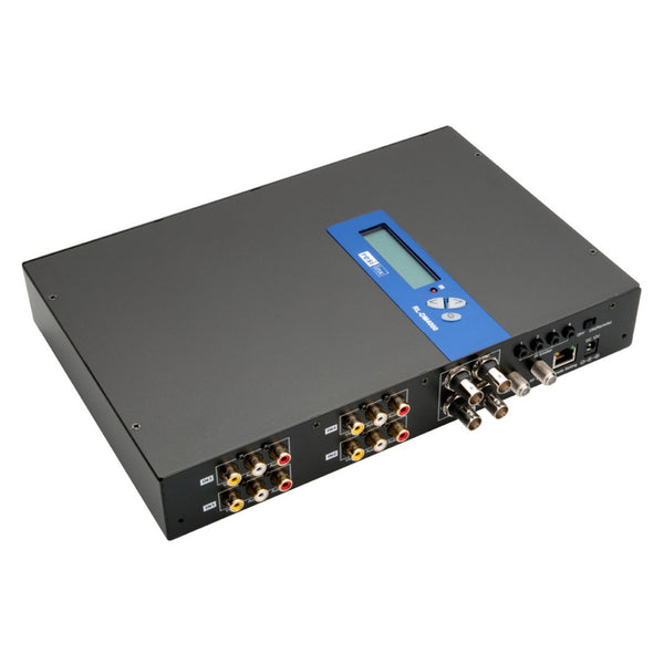 Resi-Linx DM4000D Quad Input SD DVB-T Digital Modulator